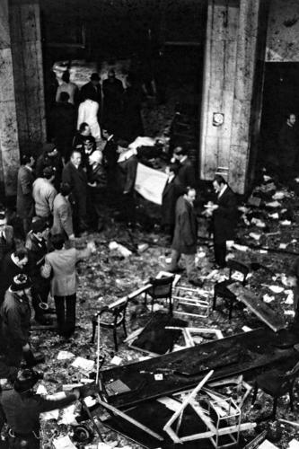 Archivio Garghetti - PIAZZA FONTANA - 12 dicembre 1969 - 06