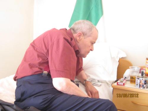 Casalini in casa di riposo a Padova