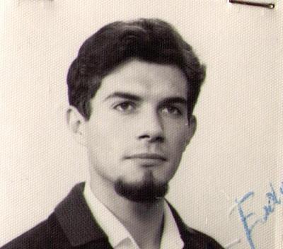 Franco Freda da giovane