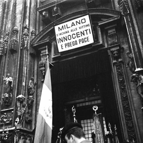Funerali - Entrata Duomo