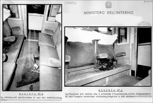 Bombe sui treni